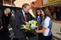 AB Büyükelçisi Christian Berger'den 'Erasmus' Projesiyle İlgili Açıklama Açıklaması