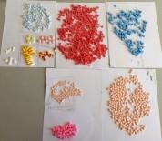 Adana'da Piyasa Değeri 35 Bin Liralık Uyuşturucu Hap Ele Geçirildi