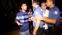 Adana'da Polise Saldırdığı İddia Edilen 3 Kişiye Gözaltı