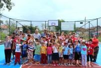 ÇOCUK PARKI - Adapazarı'na 9 Yeni Basketbol Sahası