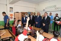 FOLKLOR GÖSTERİSİ - Adıyaman'da 153 Bin 872 Öğrenci Ders Başı Yaptı