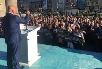 ADNAN MENDERES - Adnan Menderes İdamının Yıldönümünde Erzurum'da Anıldı