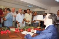 MEHMET DEMIR - Adnan Menderes'in Heykeli Duygusal Anlar Yaşattı