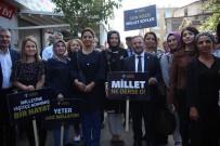 AK Parti Giresun İl Başkanlığı Menderes'in İdamının Yıldönümünde Açıklama Yaptılar