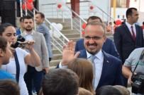 AK Parti Grup Başkan Vekili Turan Açıklaması 'Bu Sene Eğitime Ayrılan Bütçe 135 Milyarı Buldu'