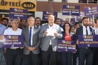 ADNAN MENDERES - AK Parti'liler Menderes'in İdamına Tepki Gösterdi
