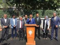 Ak Parti Niğde İl Başkanlığı Ölüm Yıldönümünde Menderes'i Andı