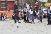 EMIN BILMEZ - Ardahan'da Eğitim Öğretim Yılının İlk Ders Zili Çaldı