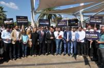 ANMA ETKİNLİĞİ - Aydın AK Parti Demokrasi Şehidi Adnan Menderes'i Andı