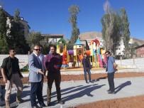 İÇME SUYU - Başkan Epcim, Park Çalışmalarını Denetledi