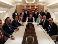 ALMANYA CUMHURBAŞKANI - Başkan Erdoğan'dan dikkat çeken açıklamalar