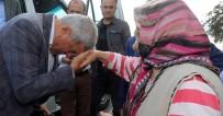TÜRK DÜNYASI - Başkan Karaosmanonoğlu'na Gebze Köylerinde Sıcak Karşılama