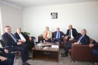 Başkan Toçoğlu, Ahilik Haftası Kutlama Programına Katıldı