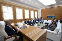 HAMDOLSUN - Başkan Toçoğlu, STK Temsilcileri İle Bir Araya Geldi