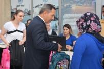 Başkan Uysal, Bin 500 Öğrenciyi Sevindirdi