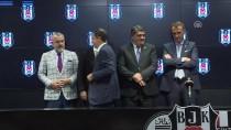 DİVAN KURULU - Beşiktaş'ta Mazbata Töreni Yapıldı
