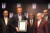 VODAFONE - Beşiktaş'ta Mazbatalar Alındı