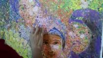 NAMIK KEMAL - Bisanthe Uluslararası Kadın Ressamlar Sanat Çalıştayı