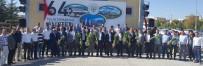 KAYSERİ ŞEKER FABRİKASI - Boğazlıyan Şeker Fabrikasında Pancar Alımları Başladı