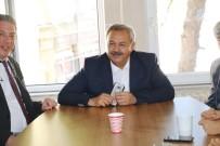 Burhaniye'de Ders Zili Başkan Uysal İle Çaldı