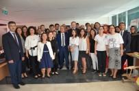 Büyükelçi Berger AB Destekli Projelerinin Tanıtıldığı Sergiyi Gezdi