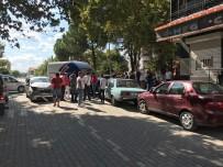 Çan'da Trafik Kazası