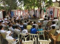 TOPLU TAŞIMA - Çocuk Yaz Kampı Sona Erdi