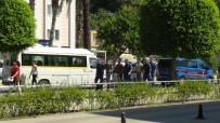 ÇOLAKLı - Çolaklı Jandarma Ekipleri Hırsızları Suçüstü Yakaladı