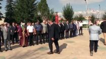 ATATÜRK ANITI - Çorum'da Ahilik Haftası Kutlanmaya Başlandı