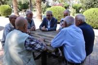BAHÇELİEVLER - Demirkol, Pazar Mesaisini Vatandaşlarla Geçirdi