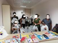 Denetimli Serbestlik Yükümlüleri Çocuklarına Kırtasiye Yardımı