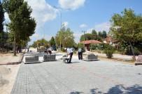 Dinar'da Yeni Hastaneye Yeni Yol Yapılıyor