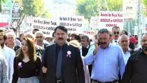 Düzce'de Ahilik Haftası'nda Mehterli Yürüyüş