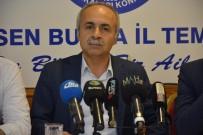 Eğitim-Bir-Sen Bursa Şube Başkanı Mustafa Sarıgül Açıklaması