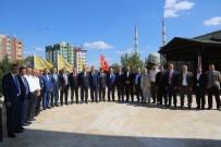 Esnaf Odalarından Ahilik Haftası'nda Başkan Altay'a Ziyaret