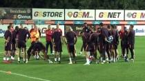MANUEL FERNANDES - Galatasaray-Lokomotiv Moskova Maçına Doğru