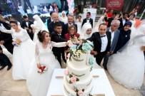 ABDULLAH NEJAT KOÇER - Gaziantep'te Toplu Nikah Merasimi