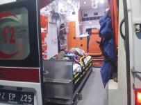 Gercüş'te Trafik Kazası Açıklaması 1 Yaralı