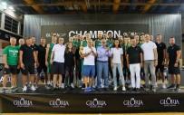 MÜNİR KARAOĞLU - Gloria Cup Basketball Turnuvası'nın Şampiyonu Zalgiris Kaunas