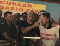 HALUK LEVENT - Haluk Levent'ten işçilere sürpriz!