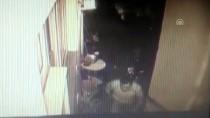 Hırsızlık İçin Girdiği Evden Çıkarken Yakalandı