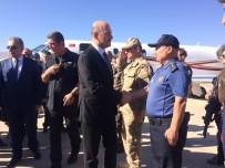SELAHATTIN EYYUBI - İçişleri Bakanı Süleyman Soylu Yüksekova'ya Geldi