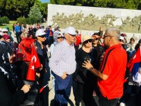 Isparta Belediyesi'nden Çanakkale Şehitlerine Vefa Ziyareti Açıklaması 'Ecdada Yolculuk'
