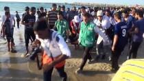 GAZZE - İsrail Gazze Ablukasını Denizden Kırma Girişimini Yine Engelledi