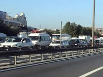 TEM OTOYOLU - İstanbul'da Okul Trafiği Yoğunluğu