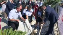 İZMİR MİLLİ EĞİTİM MÜDÜRÜ - İzmir'de Okullar Zeytin Fidanıyla Açıldı