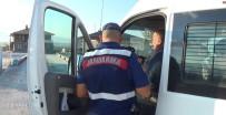 Jandarmadan Öğrenci Servis Minibüsleri Denetimi