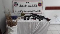 ASLIYE CEZA MAHKEMESI - Kasten Adam Öldürme Ve Çeşitli Suçlardan 9 Yıldır Aranan Şahıs Bilecik'te Yakalandı