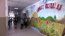 Kilis'te Suriyeli Öğrenciler İçin Ders Zili Çaldı