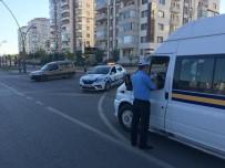Malatya'da Servis Araçlarına Sıkı Takip